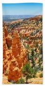 Bryce Canyon Fairyland Vista Beach Towel