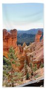 Bryce Canyon Natural Bridge - Utah Beach Towel