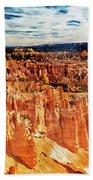 Bryce Canyon Overlook Beach Sheet