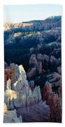 Bryce Canyon Sunset Point Beach Towel