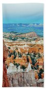 Bryce Canyon Thors Hammer Beach Towel