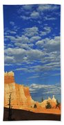Bryce Time Beach Towel