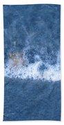 Bubble Lines Beach Towel