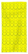 Bubbles All Over The Place 19 Beach Towel