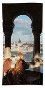 Budapest I Beach Sheet