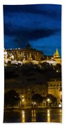 Budapest - Id 16236-104947-3830 Beach Towel