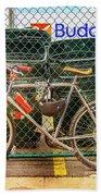 Budget Bicycle Beach Towel