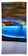 Bugatti Chiron 2 Beach Towel