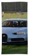 Bugatti Chiron Beach Towel