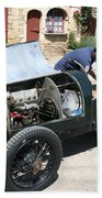 Bugatti Oldtimer Beach Sheet