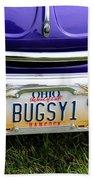 Bugsy II Beach Towel