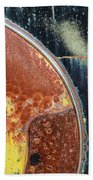 Buick Fender Abstract Beach Towel