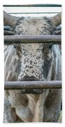 Bull Beach Towel