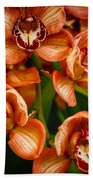 Bunches Of Flowers I Beach Towel