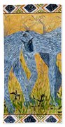 Bushveld Bliss Beach Towel