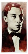 Buster Keaton, Legend Beach Towel