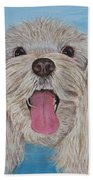 Buster Beach Towel