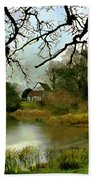 Butlers Retreat Epping Forest Uk Beach Towel