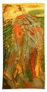 Butterfly - Tile Beach Towel