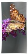 Butterfly 3 Beach Towel
