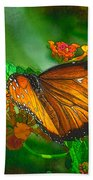 Butterfly 30 Beach Towel