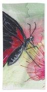 Butterfly 5 Beach Towel