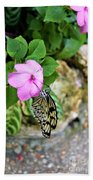 Butterfly Banquet Beach Towel