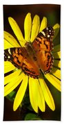 Butterfly Bloom Beach Towel