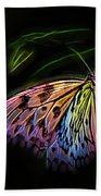 Butterfly Fantasy 1a Beach Towel