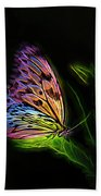Butterfly Fantasy 2a Beach Towel