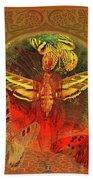 Butterflyman Solarlife Beach Sheet