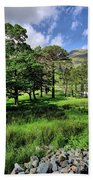 Buttermere Pines Beach Towel