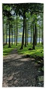 Buttermere Woods Beach Sheet