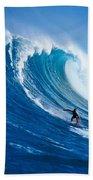Buzzy Kerbox Surfing Big Beach Towel