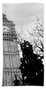 Bw Big Ben London 2 Beach Towel