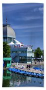 By The Port Montreal Beach Towel