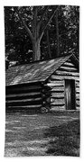 Cabins Of Valley Forge Beach Sheet