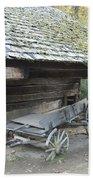 Cable Mill Barn Beach Towel
