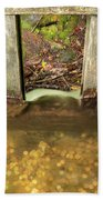 Cable Mill Flume 1 A Beach Towel