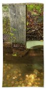 Cable Mill Flume 1 B Beach Towel