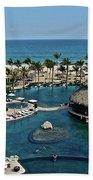 Cabo Azul Beach Towel
