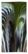Cactus Predator Beach Towel