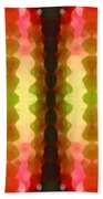 Cactus Vibrations 1 Beach Towel
