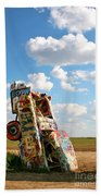 Caddies N Clouds One Beach Towel