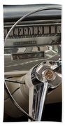 Cadillac Dash Beach Towel