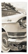 Cadillac Eldorado Biarritz 1 Beach Towel