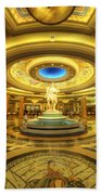 Caesar's Grand Lobby Beach Towel