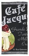 Cafe Jacques Beach Sheet