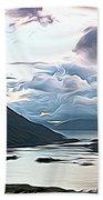 Cairngorms Beach Towel