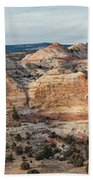 Calf Creek Canyon Grand Staircase Escalante Utah Beach Towel
